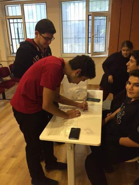Öğrenci Meclisi Başkanı Seçimi